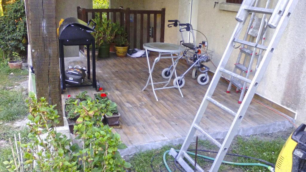 revicentro r novation de terrasse. Black Bedroom Furniture Sets. Home Design Ideas